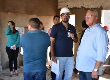 Com apoio da Prefeitura de Socorro, cooperativa Reviravolta terá novo galpão