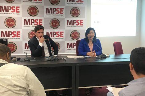 Interventora do Hospital de Cirurgia apresenta resultados das melhorias em coletiva do MP