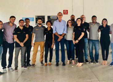 Peritos oficiais de Sergipe realizam curso de Locais de Incêndio