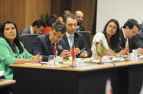Sergipe discute Reforma da Previdência durante Fórum de Governadores em Brasília
