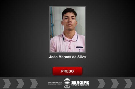 Polícia Civil prende suspeito de roubo e corrupção de menores em Glória