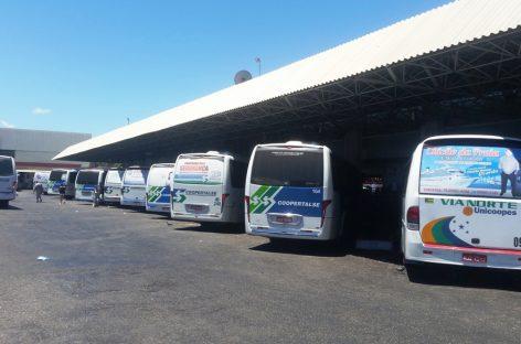 Frota reserva do transporte intermunicipal será disponibilizada a partir de quaarta, 19