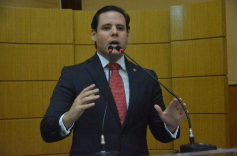 Deputado Rodrigo Valadares pede respeito ao governador