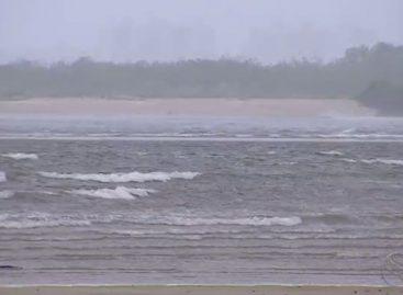 Marinha alerta sobre mau tempo e ondas de até 3,5m em Sergipe