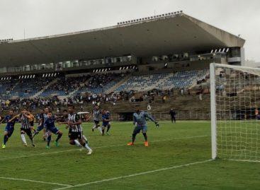 Confiança vence o Treze da Paraíba na oitava rodada da Série C