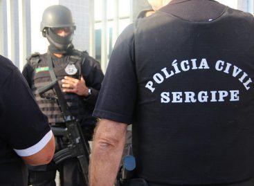 Comerciante é preso por receptação de peças furtadas de caminhão em Itabaiana