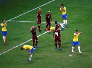 Copa América: Brasil empata sem gols com Venezuela