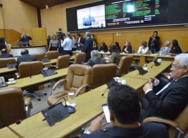 Deputados apreciam e aprovam empréstimo do Executivo por unanimidade