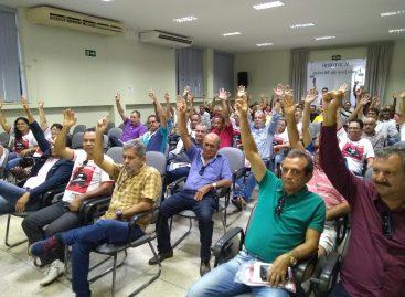 Auditores e auditoras da Sefaz deliberam greve de cinco dias