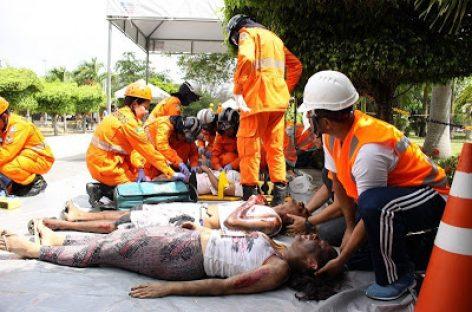Corpo de Bombeiros orienta população sobre queimaduras no período junino