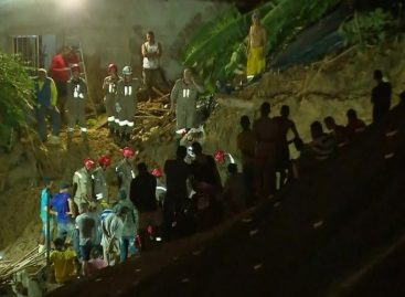 Sobe para nove número de mortos vítimas da chuva no Grande Recife