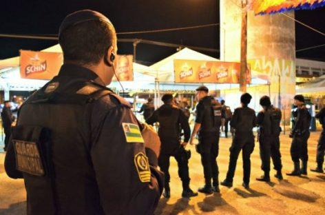 Guardas Municipais decidem não trabalhar no Forró Caju