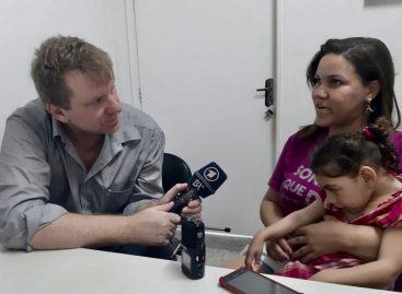 Qualidade do tratamento da microcefalia em Aracaju é pauta de jornal alemão