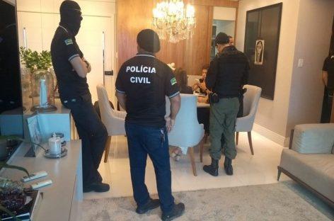 GAECO do MP e polícia cumprem 10 mandados; 2 ex-prefeitos presos