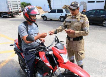 Aracaju apresenta queda no número de óbitos de motociclistas no trânsito, segundo SMTT