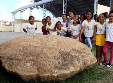 Prefeitura e UFS iniciam projeto Museu Escola com fosséis de 80 milhões de anos