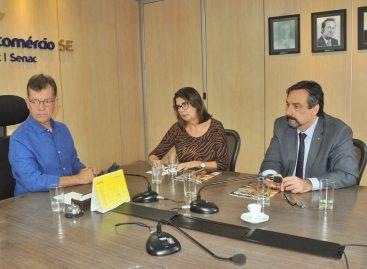 PGJ e Fecomércio firmarão convênio para a inclusão social da mulher vítima de violência