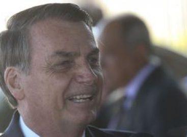 Elogio de Trump reforça confiança em nosso governo, diz Bolsonaro