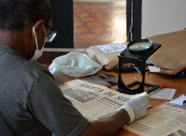 Arquivo Público de Sergipe terá programação especial para Semana de Emancipação