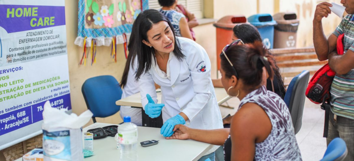 NAT e Coopeds recrutarão técnicos de Enfermagem na próxima quarta-feira, 10