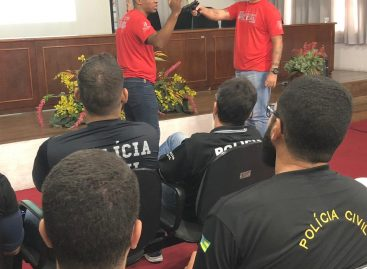 Acadepol promove 5ª edição do curso de sobrevivência policial
