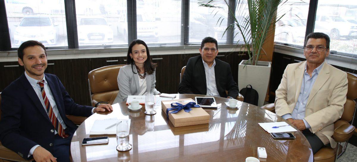 Representante do Banco Mundial agradece apoio do TCE ao auditar obras do Prodetur