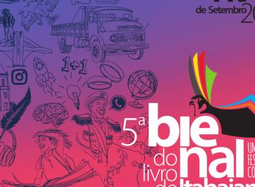 V Bienal do Livro de Itabaiana abre inscrições para apresentações na Tenda Cultural