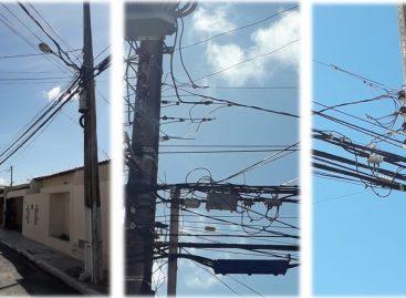 Roubo de cabo de energia em Sergipe poderá chegar a crescimento de 128%, aponta Energisa