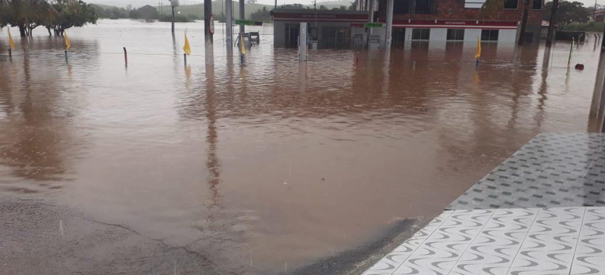 Prefeitura de Riachuelo decreta Estado de Emergência por causas das chuvas