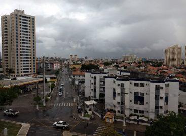 Frente fria e chuvas chegam a Sergipe e deve seguir até a próxima terça-feira
