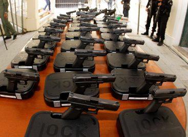 Belivaldo Chagas entrega equipamentos para reforçar a segurança no estado