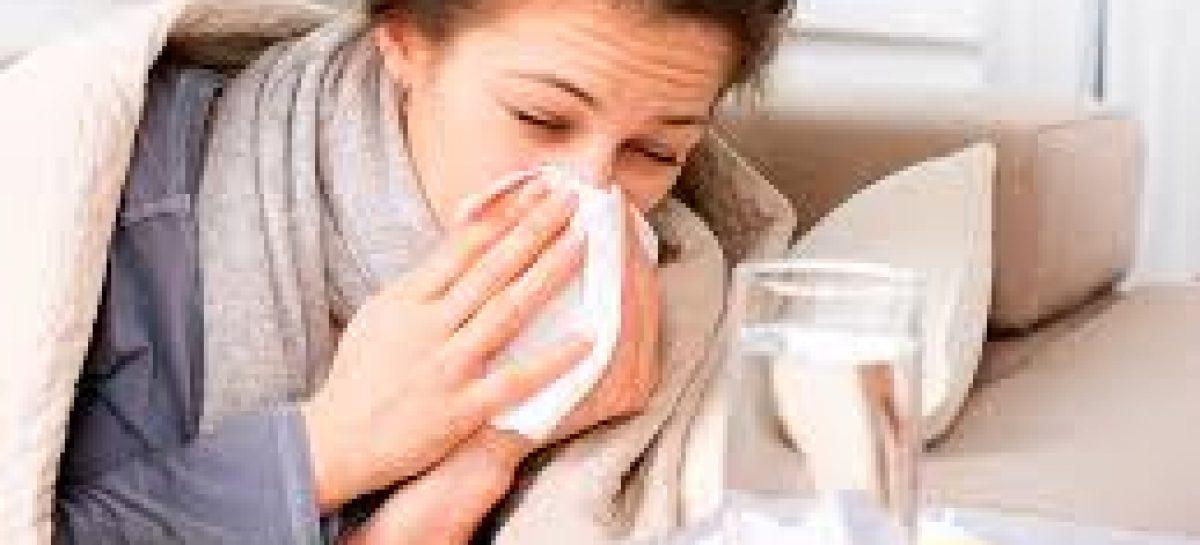 Especialista explica com a mudança de clima favorece o aumento de viroses