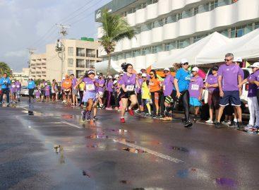 Circuito Sesc de Corridas recebe 600 participantes na cidade de Aracaju