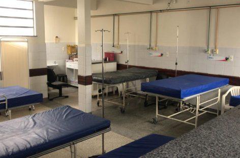 Hospital de Itabaiana zera demanda de pacientes internados no Pronto-Socorro