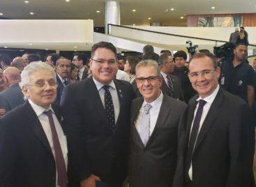 Zezinho destaca potencialidades de Sergipe no lançamento do Programa Novo Mercado de Gás