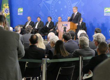 Ministro de Minas e Energia ressalta potencial de Sergipe em evento em Brasília