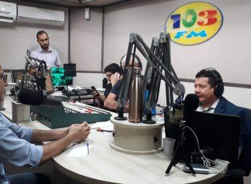 Edvaldo Nogueira evita falar de eleição, mas garante que aliança com PT está mantida