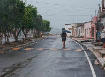 Meteorologia prevê pancadas de chuvas durante a semana