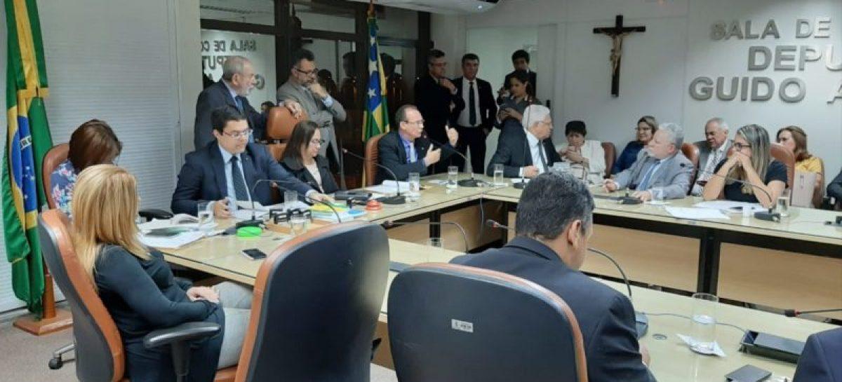 Mais de 40 emendas foram discutidas na votação da LDO