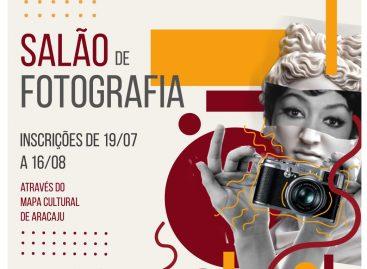 Prefeitura abre inscrições para o 7º Salão de Fotografia de Aracaju