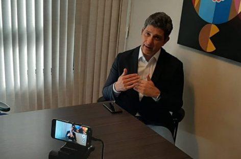 Senador Rogério Carvalho diz que governo tem poder de esmagar o trabalhador