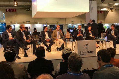Edvaldo apresenta iniciativas exitosas de Aracaju no congresso Smart City Business Brazil
