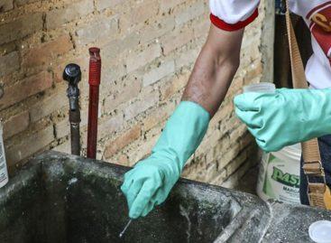 Lavanderias são os principais pontos de criadouros de Dengue, afirma coordenador