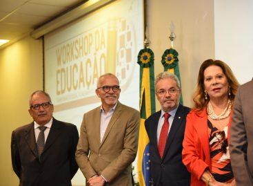 """Edvaldo: """"Todos devem se unir na construção de uma educação melhor para todos"""""""