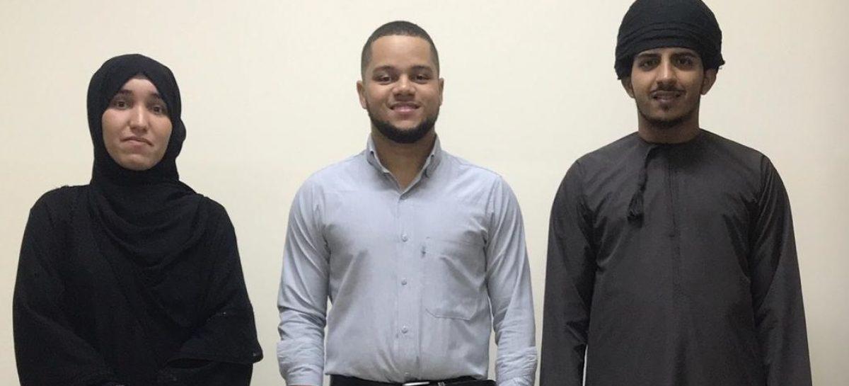 Ex-aluno do SENAI Sergipe está na cidade de Mascate, em Omã, realizando treinamento para competidores árabes