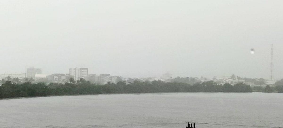 Defesa Civil de Aracaju emite alerta e redobra atenção para as áreas que margeiam o rio Poxim