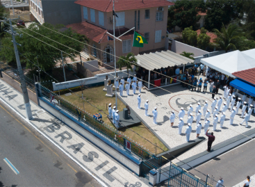 Cerimônia de passagem de comando de cargo de capitão dos Portos será sexta