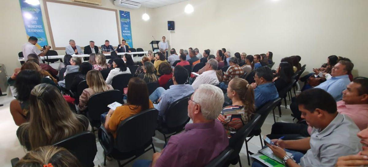 FAMES e COSEMS apresentam proposta sobre ponto eletrônico e carga horária dos médicos