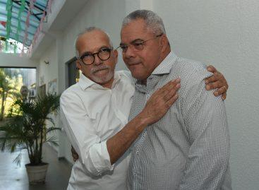 Edvaldo visita Padre Inaldo: parcerias em prol de Aracaju e Socorro