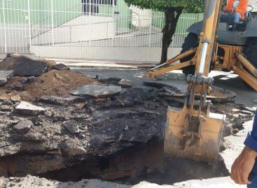 Prefeitura de Aracaju trabalha para recuperar a cidade após as chuvas
